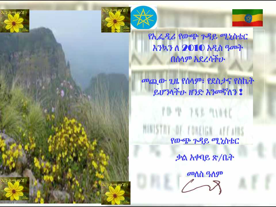 mofa new year best wishes